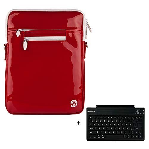 Side Bag Bundle for Lenovo Tab 4, Smart Tab P10, Acer Chromebook Tab 10, Iconia