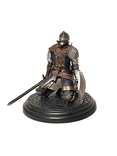 ZFF-DM Dark Souls-Astra supérieure Chevalier Oscar Pose Figurine Cadeau créatif PVC 6 Pouces ( Color : Dark Souls )