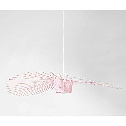 Petit Friture Vertigo - Lámpara de techo (tamaño L, 200 cm), color rosa
