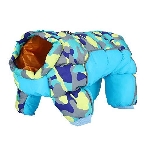 DAUERHAFT Hundekleidung, warme Kleidung für Haustiere, für kleine Hunde und Katzen zum täglichen Tragen(14#)