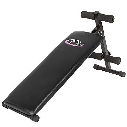 TecTake 401078 Banc de Musculation pour Muscles Abdominaux 120 cm...