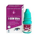 I-Dew Ultra Allergy Eye Drops for Dry Eyes, Eye Drops for Allergies, Eye Drops for Hay fever, Eye...
