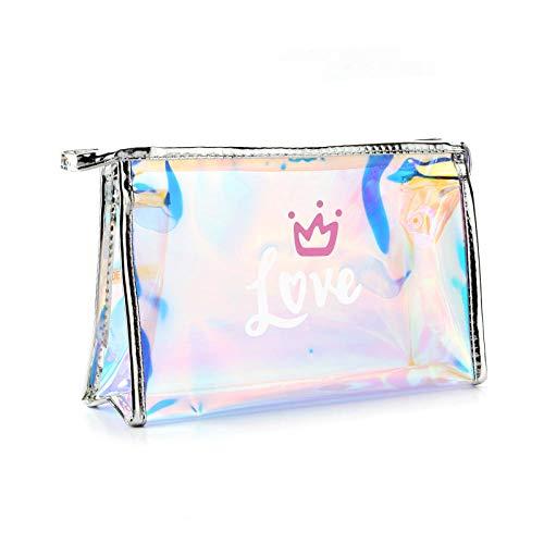 Sacs à cosmétiques Mode en Cuir Femmes Maquillage Sac PVC Pochette Lavage Voyage Organisateur Cas 18,5 * 7,5 * 10,5 cm-13_18,5 * 7,5 * 10,5 cm