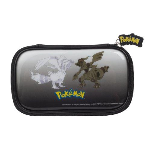 Nintendo Licensed Pokemon Black & White Character Zip Case (3DS, DSi, DS Lite)