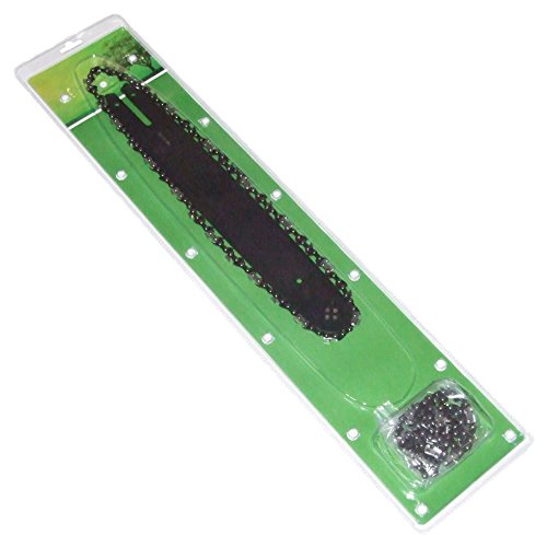 35,6cm Guide Bar & 2Chainsaw Sägeketten passend für Stihl 009, 010, 011, 012, 015, 018, 019, 020, 021, 023, E14, E160, E180, MS190T, MS180, MS210, MS211, MS230& MS231
