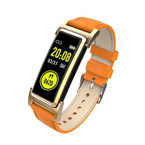 Fitnesstracker, smartwatch met hartslagmeter, stappenteller, waterdicht