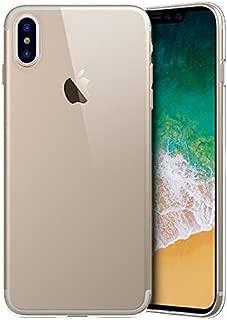 iPhone X (10) Kılıf Kapak 0.2 mm Şeffaf Silikon + Temperli Kırılmaz Cam Ekran Koruyucu