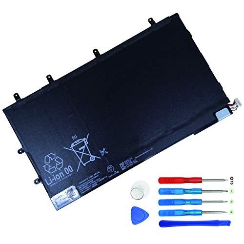 swark Akku LIS3096ERPC Compatible with Sony Xperia Tablet Z SGP311 SGP312 SGP321 SGP341 SGP351 Series