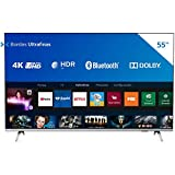 "Smart TV 55"" 4K Philips UHD 55PUG6654, HDR10+, Dolby Vision, Bluetooth, WiFi, 3 HDMI, 2 USB"