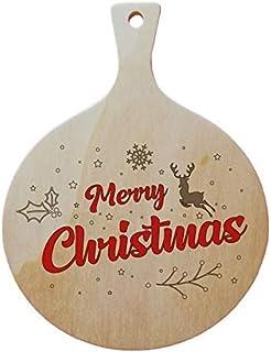 Tagliere decorativo natalizio con manico Regalo di Natale originale da appendere per mamma suocera sorella amica