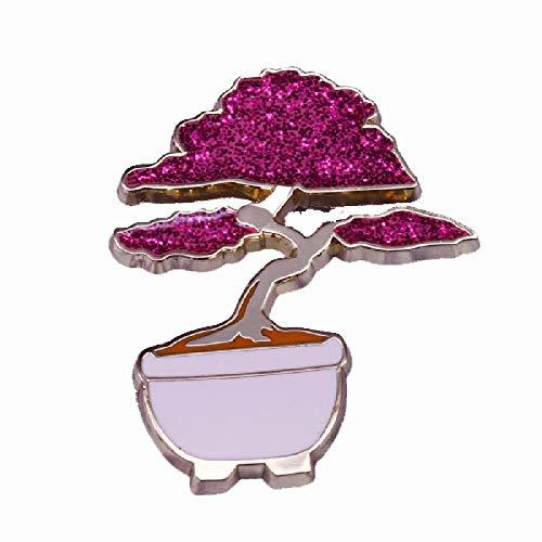 wangk Rojo Brillo Flor de Cerezo bonsái árbol Pin Estilo japonés Sakura Semillas Rosas
