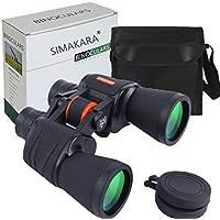 SIMAKARA 20x50 Waterproof Porro Prism Binocular