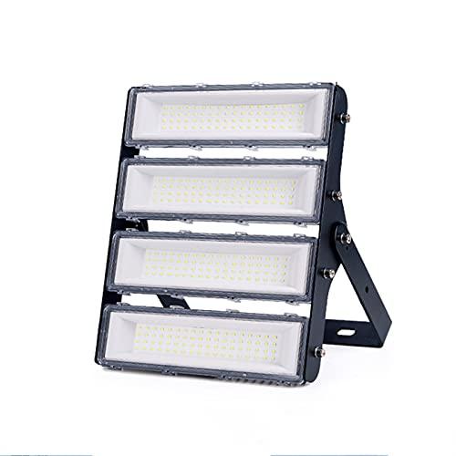 XEX 50w-300w Foco LED exteriore, Proyector LED súper Brillantes 102.82lm/W, Luz de Inundación LED Impermeable 270 ° Ajustar dirección luz, iluminación 50-300㎡ para jardín,...
