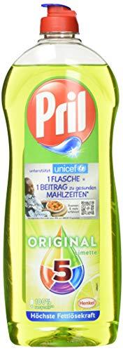 Pril 923396 Pril Spülmittel Limette 750ml
