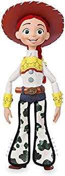Disney Toy Story - Jessie Pull String Talking Action Figure – Andy on Boot – 15