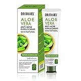 WT-DDJJK Crema Facial, 30g Gel Puro de Aloe Vera Anti acné Crema Facial Primer Gel hidratante para la Piel