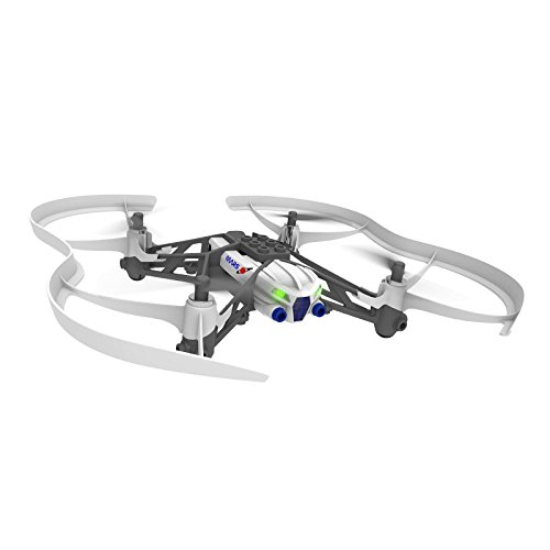 Parrot 46008BBR Airborne Cargo Mini Drone, White (Renewed)