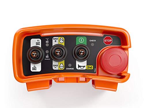ELCA Forstfunk Fernsteuerung E1 PIC für KMB steckerfertig verdrahtet 7.pol