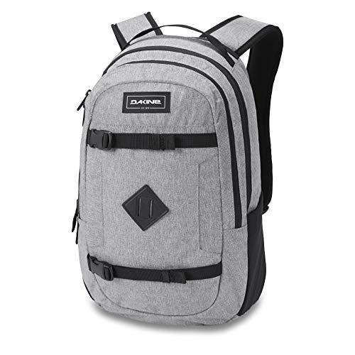 Dakine Urbn Mission Pack 18L, Zaino Unisex Adulto, Greyscale, OS
