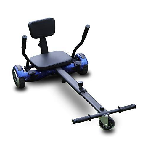 AMRU Go Kart Hoverkart, Corredor de los Asientos, Hoverboards, la libración de la Compra, Adjunto Hover Kart, Inteligente para Scooter eléctrico, Ajuste Ajustable 6.5, 8,