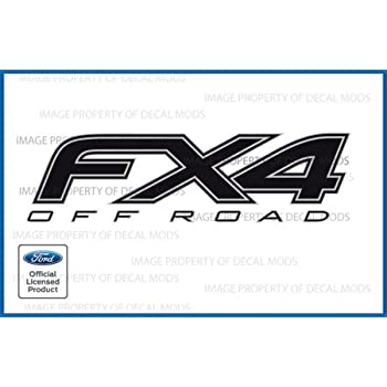 2005 Ford F150 FX4 Off Road Decals Truck Stickers F Bed Side Set of 2