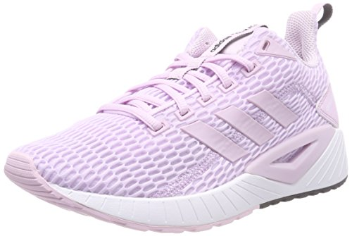 Adidas Questar CC W, Zapatillas de Running Mujer, Rosa (Carbon 000), 38 EU