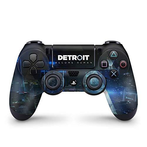 Skin Adesivo para PS4 Controle - Detroit Become Human