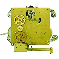 Hermle Creative Clock 350-020 Westminster Chime Mantel Clock Movement