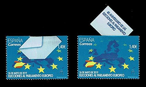 LaVecchiaScatola 2019 Spagna 40° Anniversario parlamento Europeo Unusual