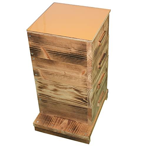 日本蜜蜂 日本みつばち 日本ミツバチ 巣箱 重箱式 4段