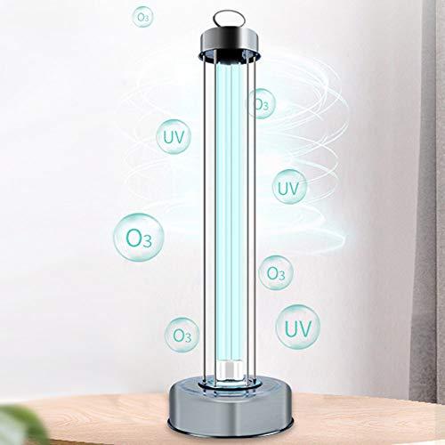 WJMT 100w-Lámpara Germicida Lámpara Ultravioleta Desinfeccion Esterilizador UV 99.9% Esterilización Efectiva,lámpara De Cuarzo con Ozono