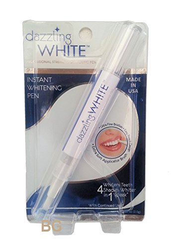 Dazzling White Professional Strength Whitening Pen 50+ Applications