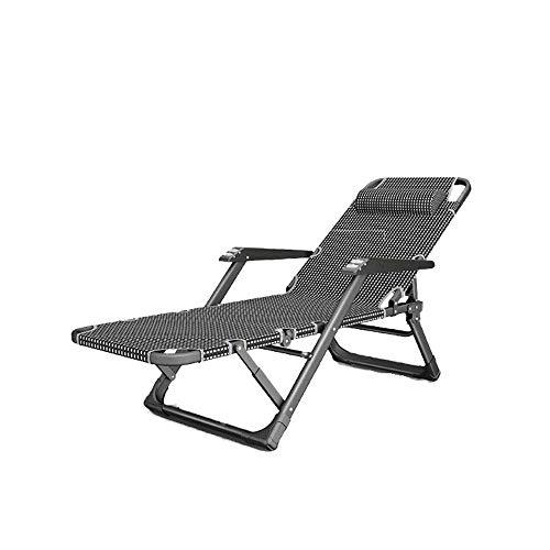 LLSS Material a Prueba de óxido, Transpirable, cómodo jardín, sillón con Capacidad de Carga...