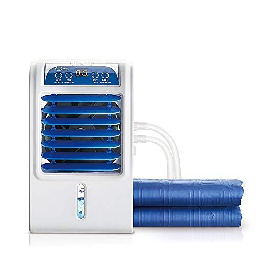 HBLWX Tappetino per Aria condizionata con materassino raffreddato ad Acqua, Protezione Ambientale Interna ed Esterna Portatile e Pad di Raffreddamento di Sicurezza (Pad 1,6 * 1,4 m)