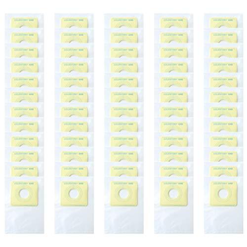 EXCEART 60 Unidades de Bolsa de Ostomia Desechable Bolsa de Plástico Transparente para Colostomia Bolsa para El Cuidado de La Ileostoma