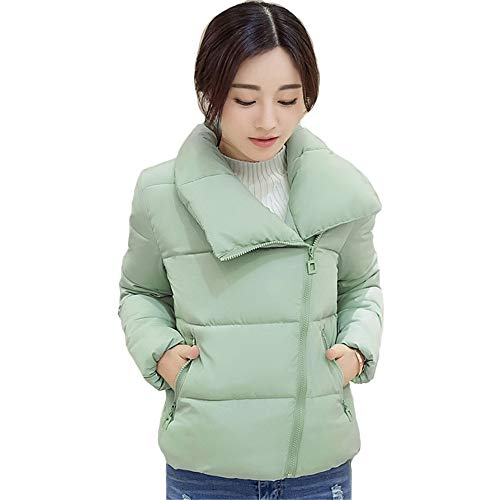 Waniii korte winterjas dames Solid Color