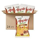 Sensible Portions Apple Straws, Cinnamon,...