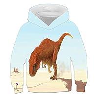 Cute Unicorn Cartoon Sweatshirt For Girl Hoodies Kids Sweater Baby Girls Tops Boys Hoodies Dinosaur Children's Clothes Thin Coat