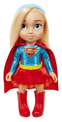 DC Super Hero Girls 64026 Supergirl Dc Toddler Dolls - 15' Supergirl Toddler Doll, Includes: 5 Pieces