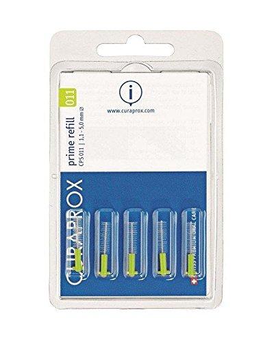 Curaprox CPS 011 prime Interdentalbürsten, 1er Pack (1 x 5 Stück)