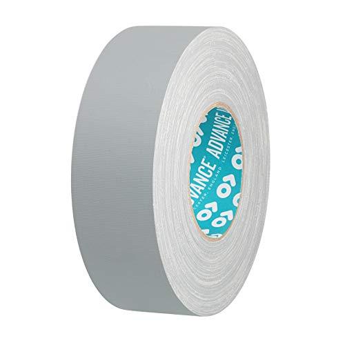 Advance Tapes AT0160 Series AT160 - Cinta de tela impermeable mate (50 mm x 50 m, núcleo de 76 mm, 24 unidades)