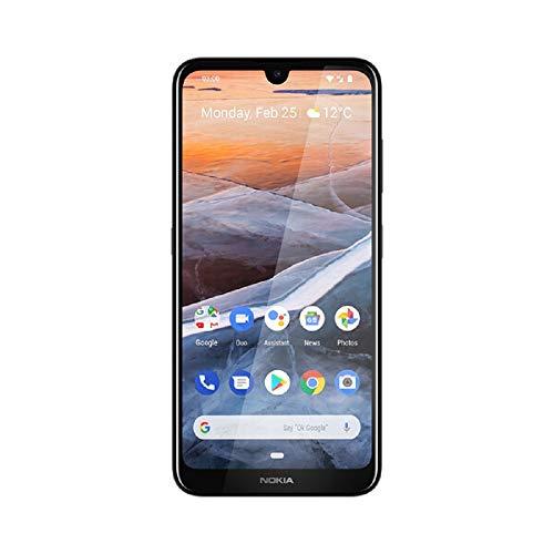 Nokia 3.2 6.25-Inch Android Pie UK Sim-Free Smartphone with 2GB RAM and 16GB Storage (Dual Sim) - Steel