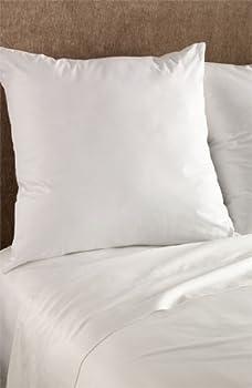 Web Linens Inc 16  X 16  Pillow Insert - 400tc Cotton Shell