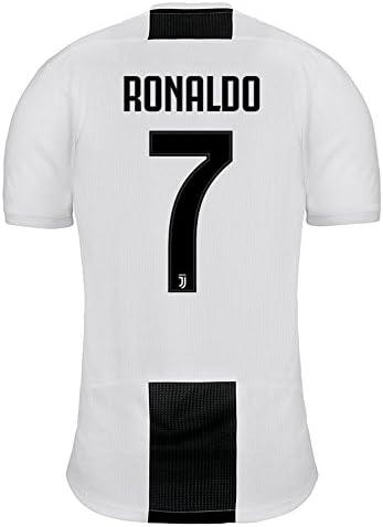 Adidas Camiseta Ronaldo 7 Juventus FC 1ª Equipación 2018/2019 Hombre