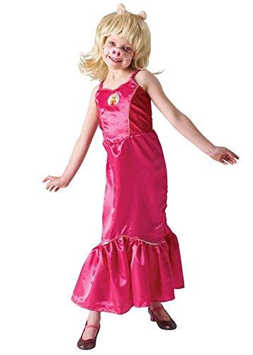 Children - Disfraz de Peggy para nia, talla M (881874M)