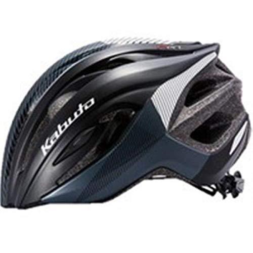 オージーケーカブト(OGK KABUTO) 自転車 ヘルメット RECT(レクト) G-1マットブラック サイズ:M/L(頭囲:57~60cm)
