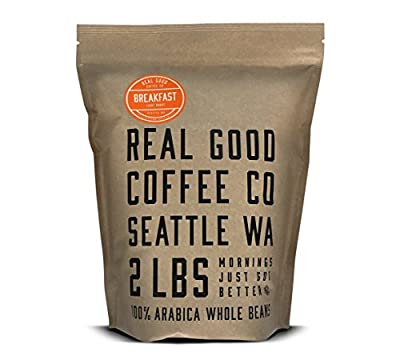 Real Good Coffee Co Whole Bean Coffee