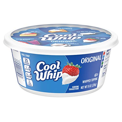 Cool Whip Original Whipped Topping (8 oz Tub)