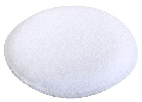 Swizöl 1091020 Stoff-Applikator Pad, Weiß