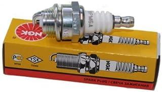 Zündkerze NGK BPM6A   passend für viele Motorsägen, Rasentrimmer, Freischneider, Motorsense, Pocket Bike, Gartengeräte, Modellmotoren und viele 2 Takt Motoren